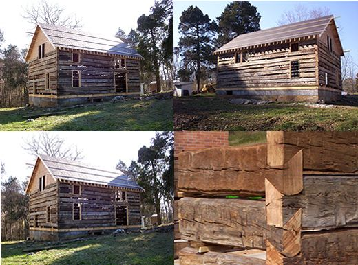 Lovely Restoration Of Cabin In Johnson City Tennessee.