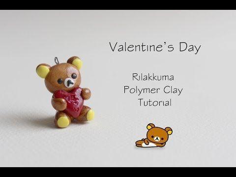 [Tuto fimo] Pooh Valentine | Tuto-fimo.net