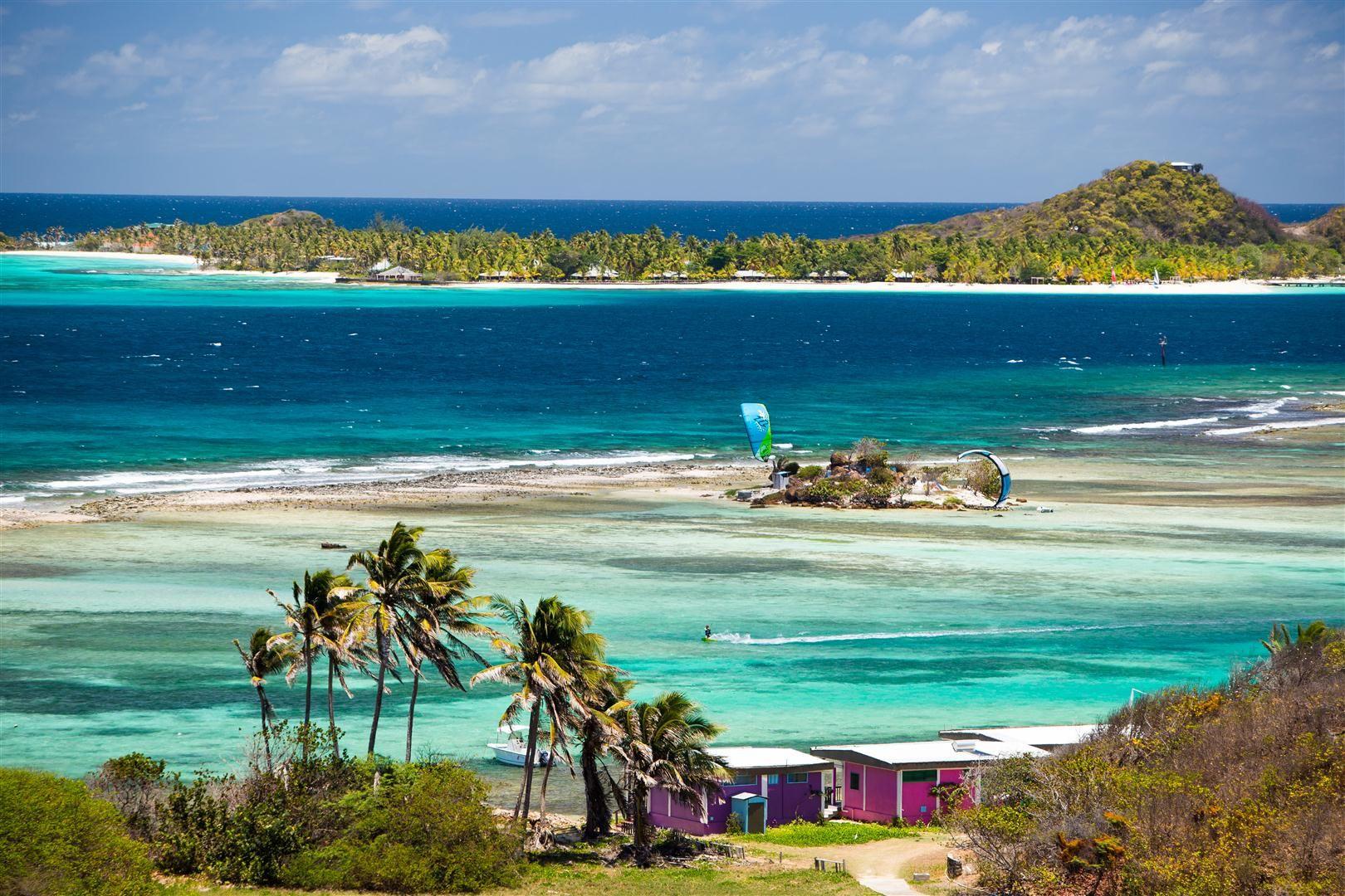 Gallery Kite Surfing Palm Island Island