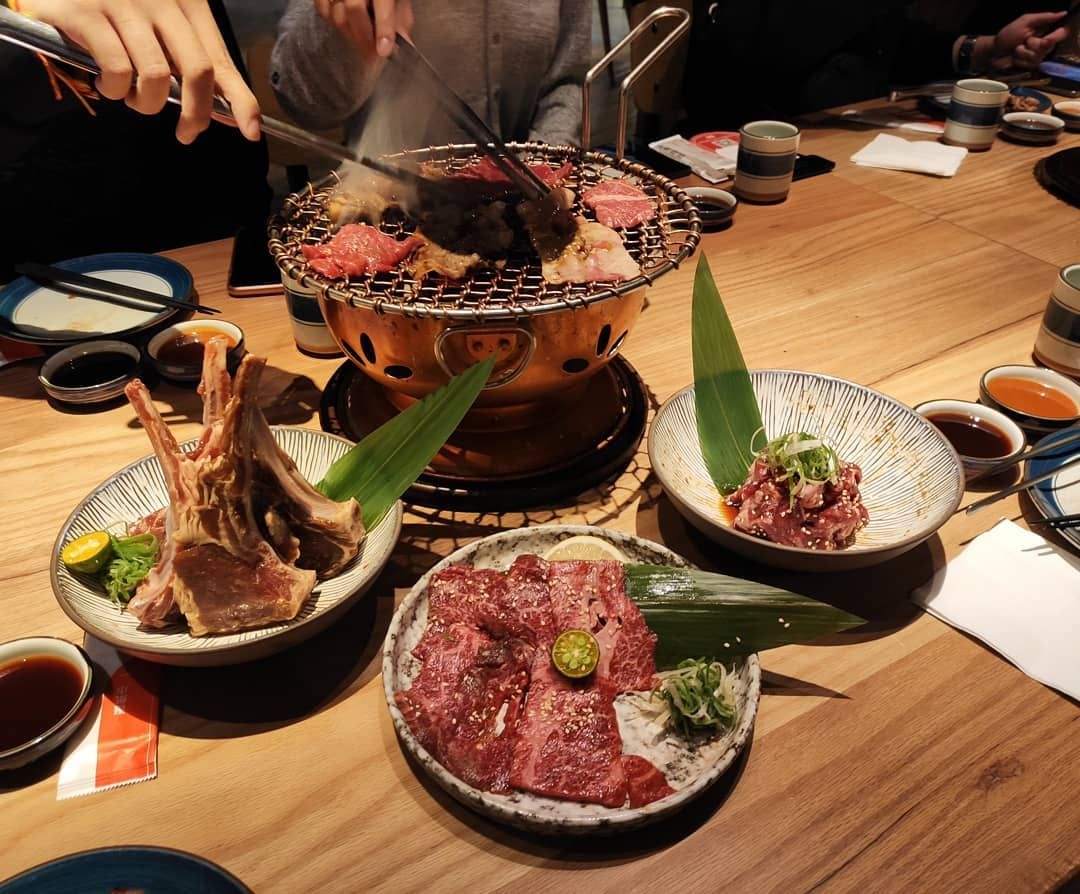 Yakiniku 焼肉!! So delicious and worth it all . . . . .