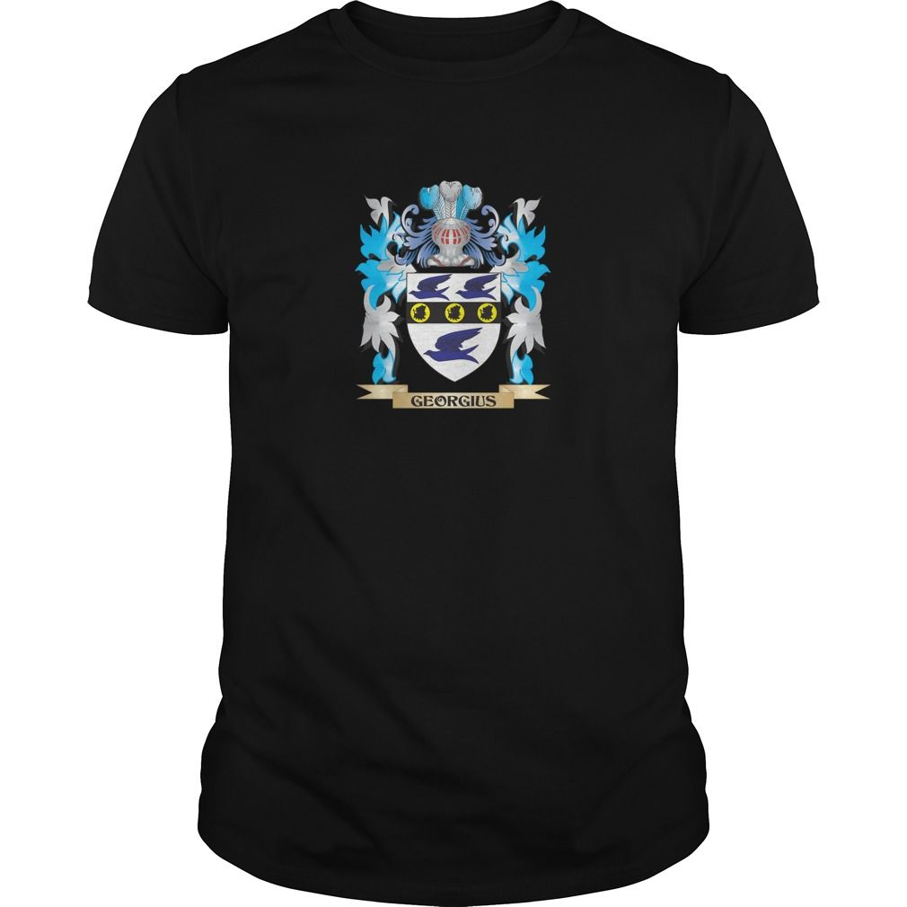 Georgius Coat of Arms - Family Crest