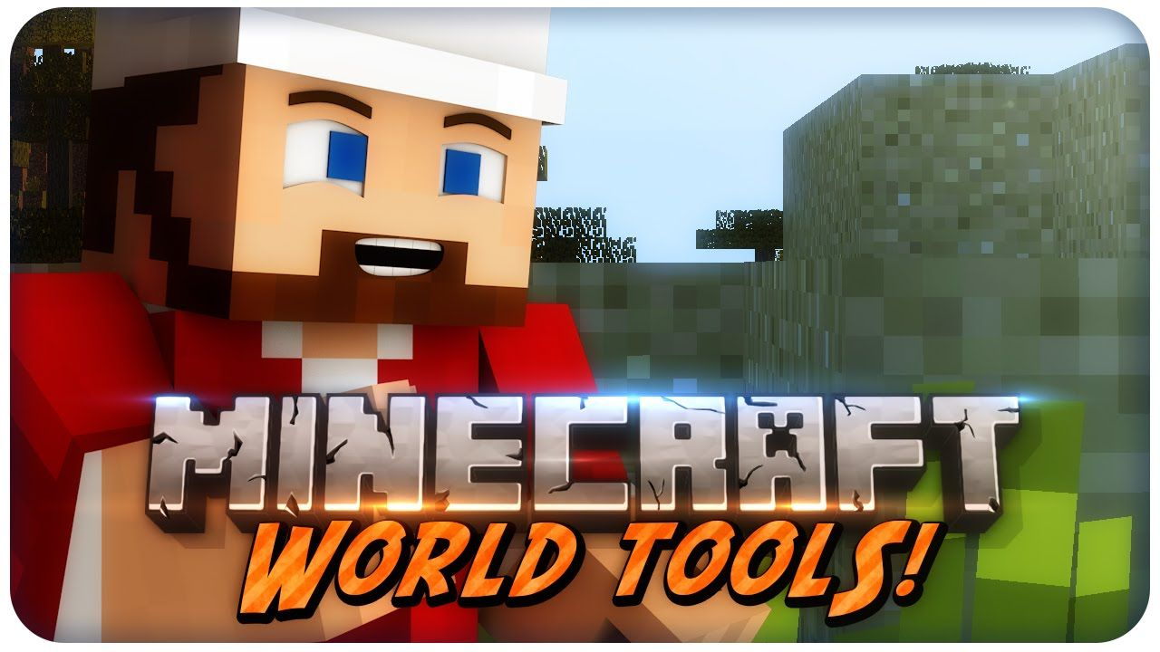 Minecraft Mod Showcase World Tools Mod 1.8 (With images