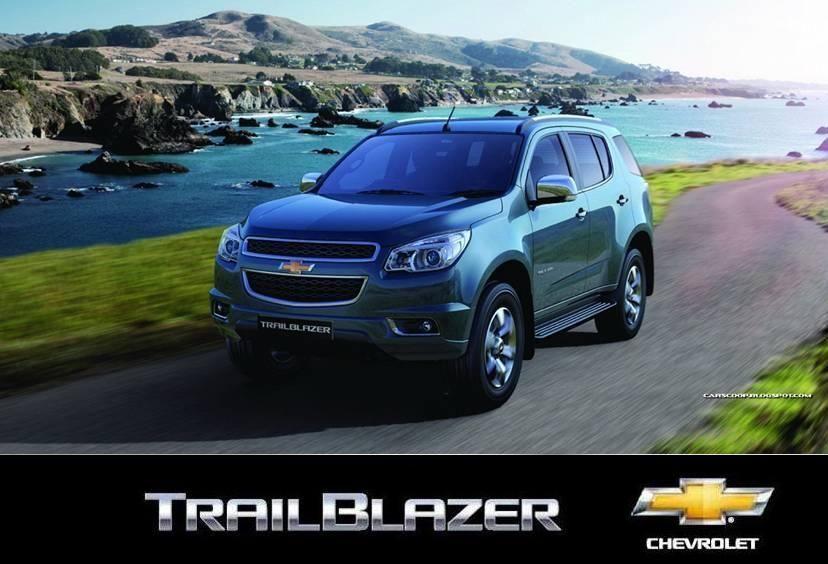 Chevrolet trailblazer please contact gerrie du plooy