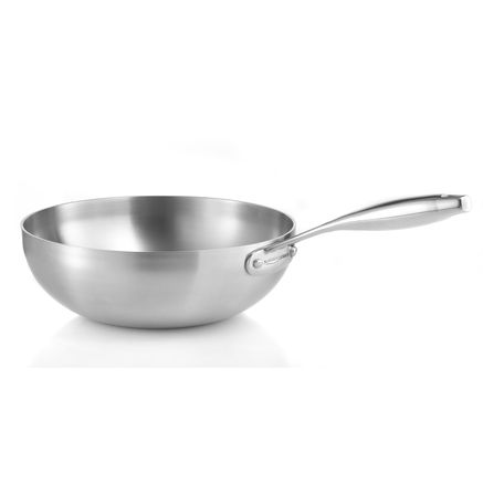 Lagostina 174 Chef Clad 5 18 10 Stainless Steel 26cm 10