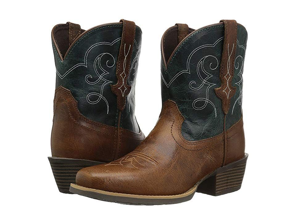 cb75114fbba Justin Chellie Cowboy Boots Rustic Copper   Products in 2019   Shoe ...