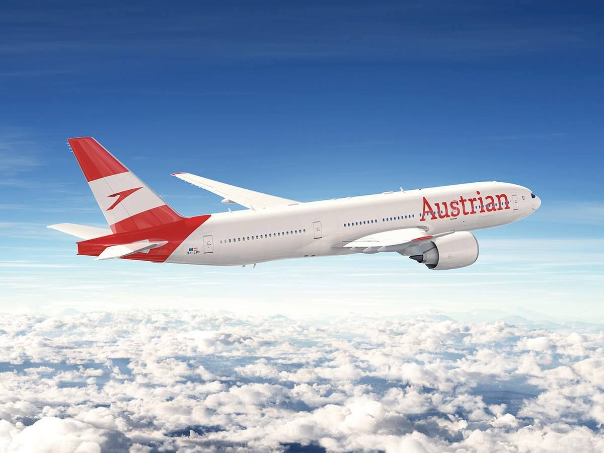 Austrian Airlines Introduces A New Livery - One Mile at a Time