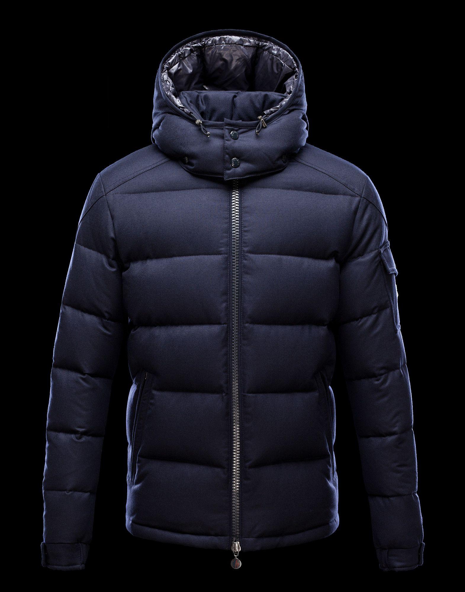 7c246caf3 MONCLER Men - Fall/Winter 12 - OUTERWEAR - Jacket - Montgenevre | I ...