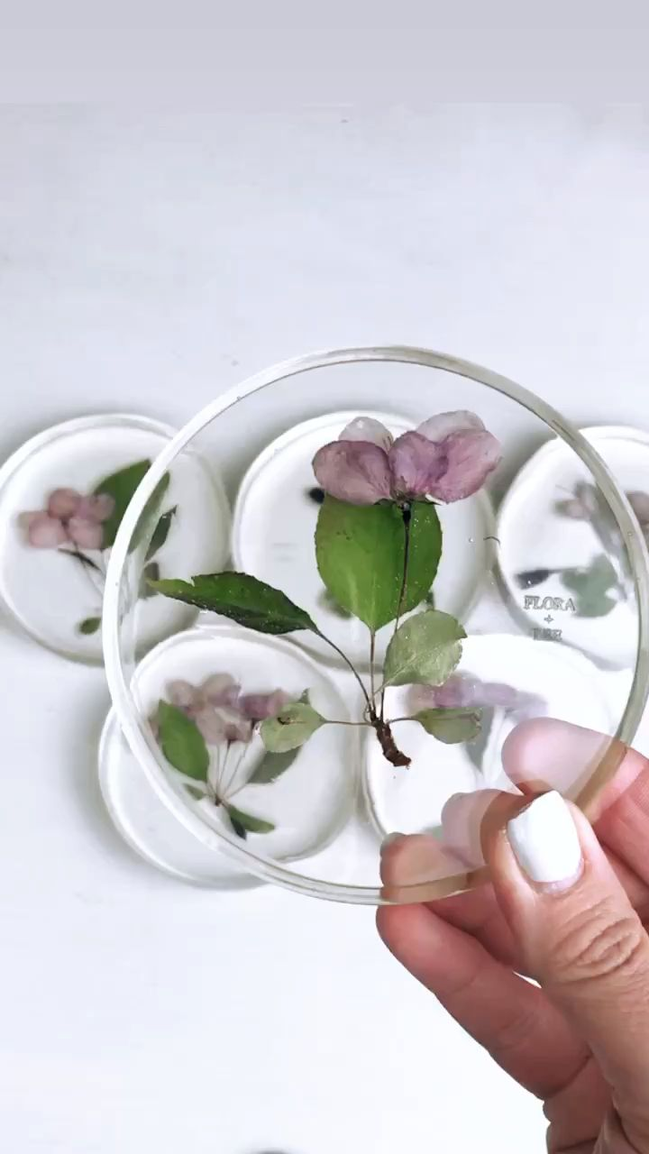Ready to transform your favorite  fresh flowers into forever resin artwork?!? Enroll in Forever Flora 101 today!