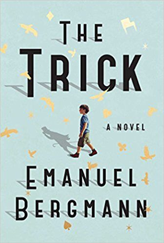 Book Review: The Trick by Emanuel Bergmann Goodreads|Amazon