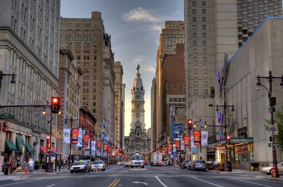 40 Of The World S Most Impressive Skylines Visit Philadelphia