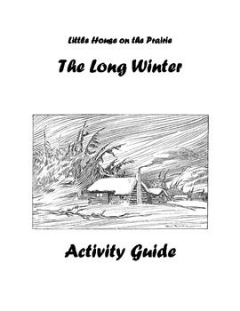 Little House on the Prairie, The Long Winter Activity