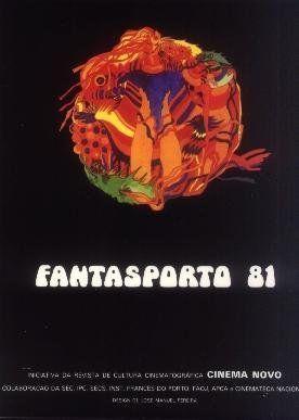 cartaz fantasporto 1981