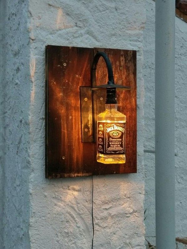 Cool and Creative DIY Wall Lamps That Will Light Up Your Home - The ART in LIFE