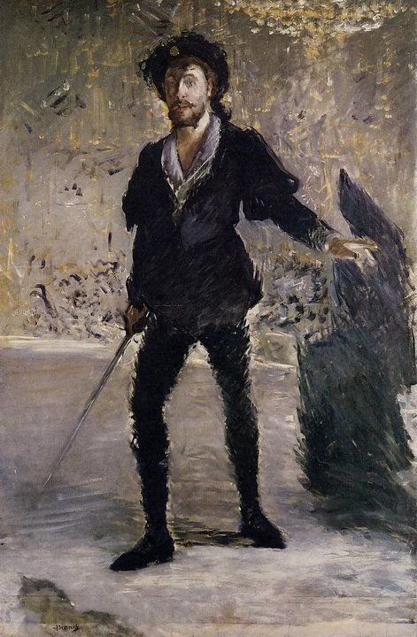 Édouard Manet 1832-1883   French Realist/Impressionist Painter