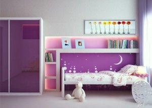 decoracion cuarto de niña sencillo | ideas de decoracion para ...