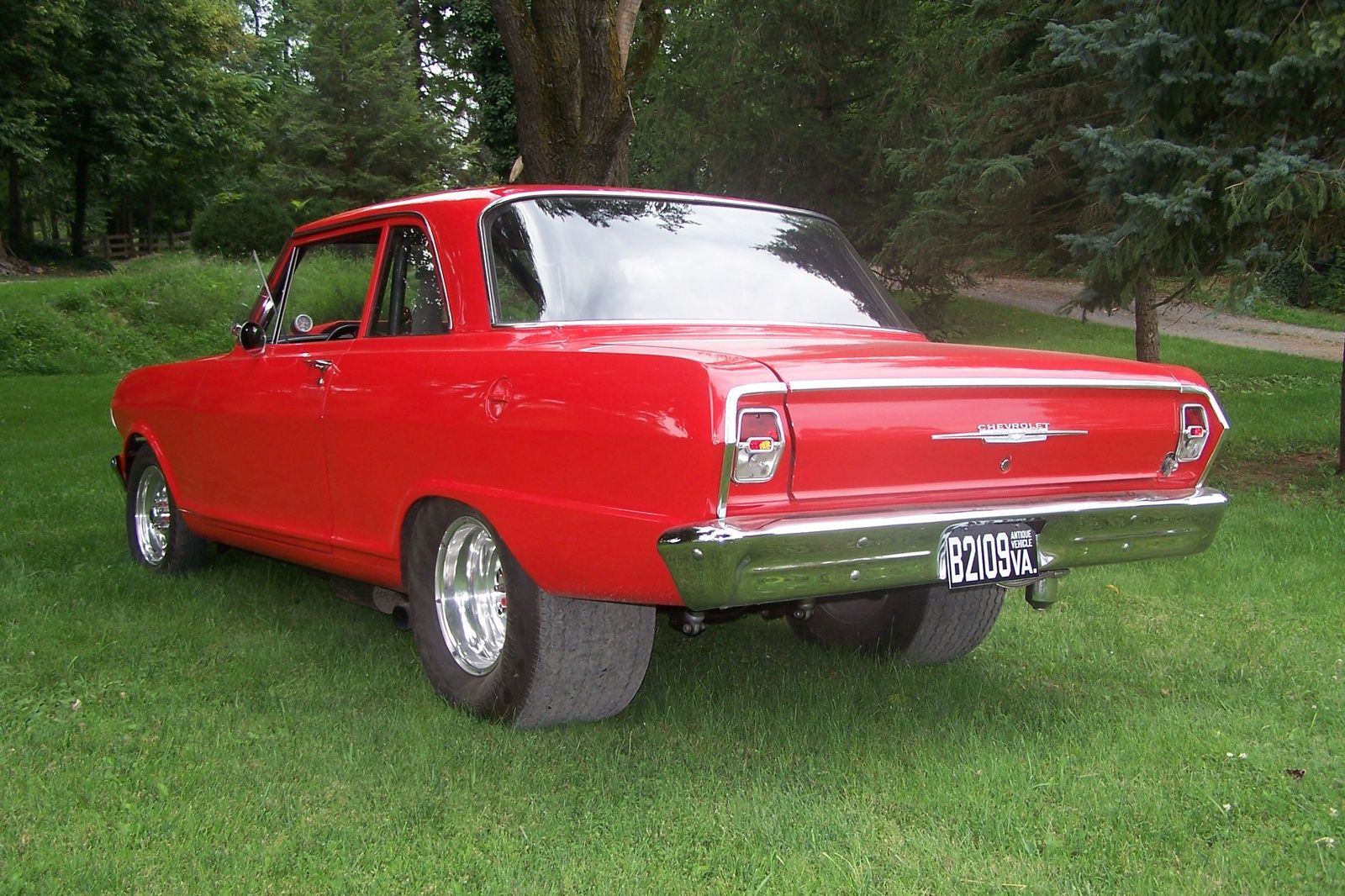 1963 Chevrolet Nova Maintenance/restoration of old/vintage ...