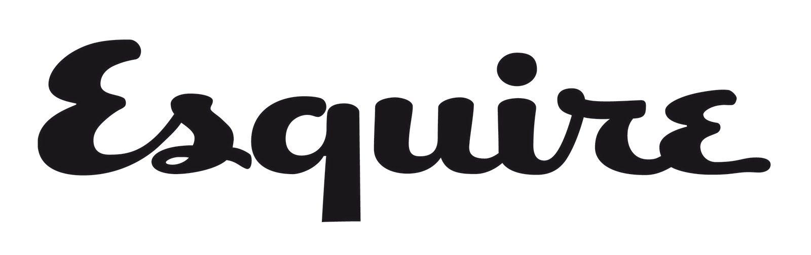 esquire logo - Bing Afbeeldingen (With images) | Esquire, Script ...