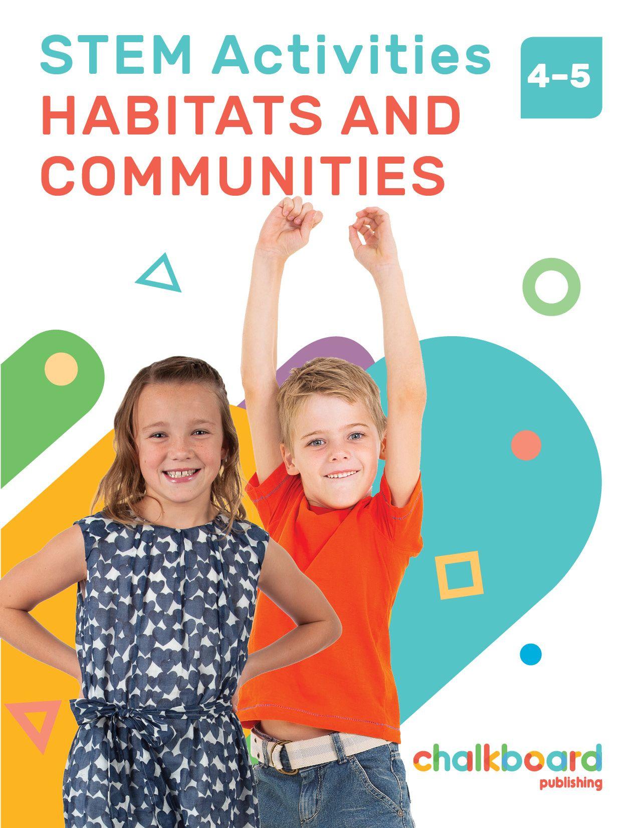 Stem Activities Habitats Habitats Worksheets Daily Stem