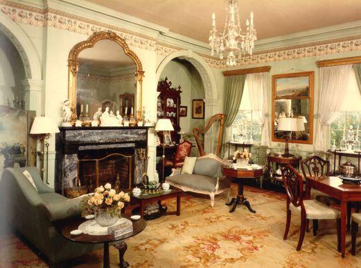 plantation interiors photos   Stanton Hall Antebellum Home ...
