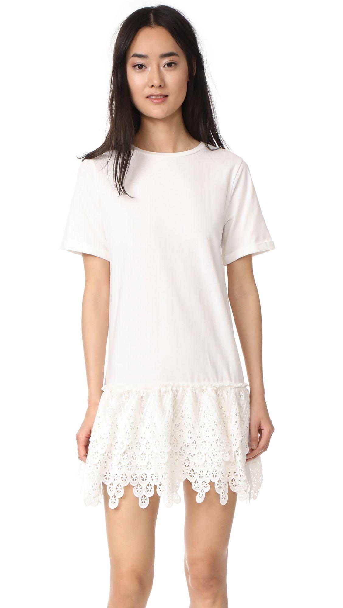 Cheap Sale Sast Get To Buy Sale Online DRESSES - Short dresses English Factory LDAOYLck