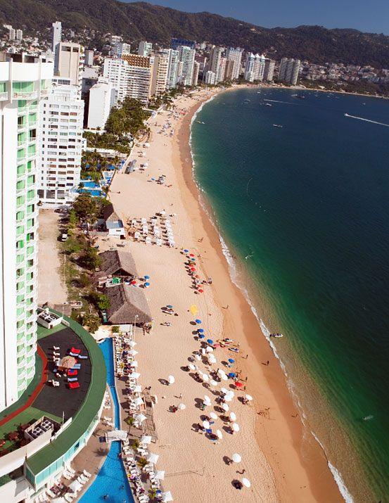 Acapulco, Acapulco México, Recuerdos De Viaje