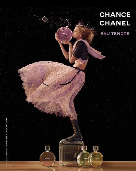 Chanel Fragrance Dakota Collection Chanel Chance Chanel Chanel Chance Eau Tendre