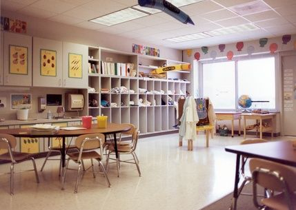 Elementary Classroom Architecture Design | MORRISVILLE ELEMENTARY SCHOOL,  WAKE COUNTY, NC