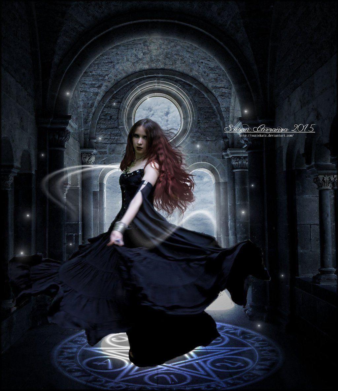Her Element by SuzieKatz.deviantart.com on @DeviantArt