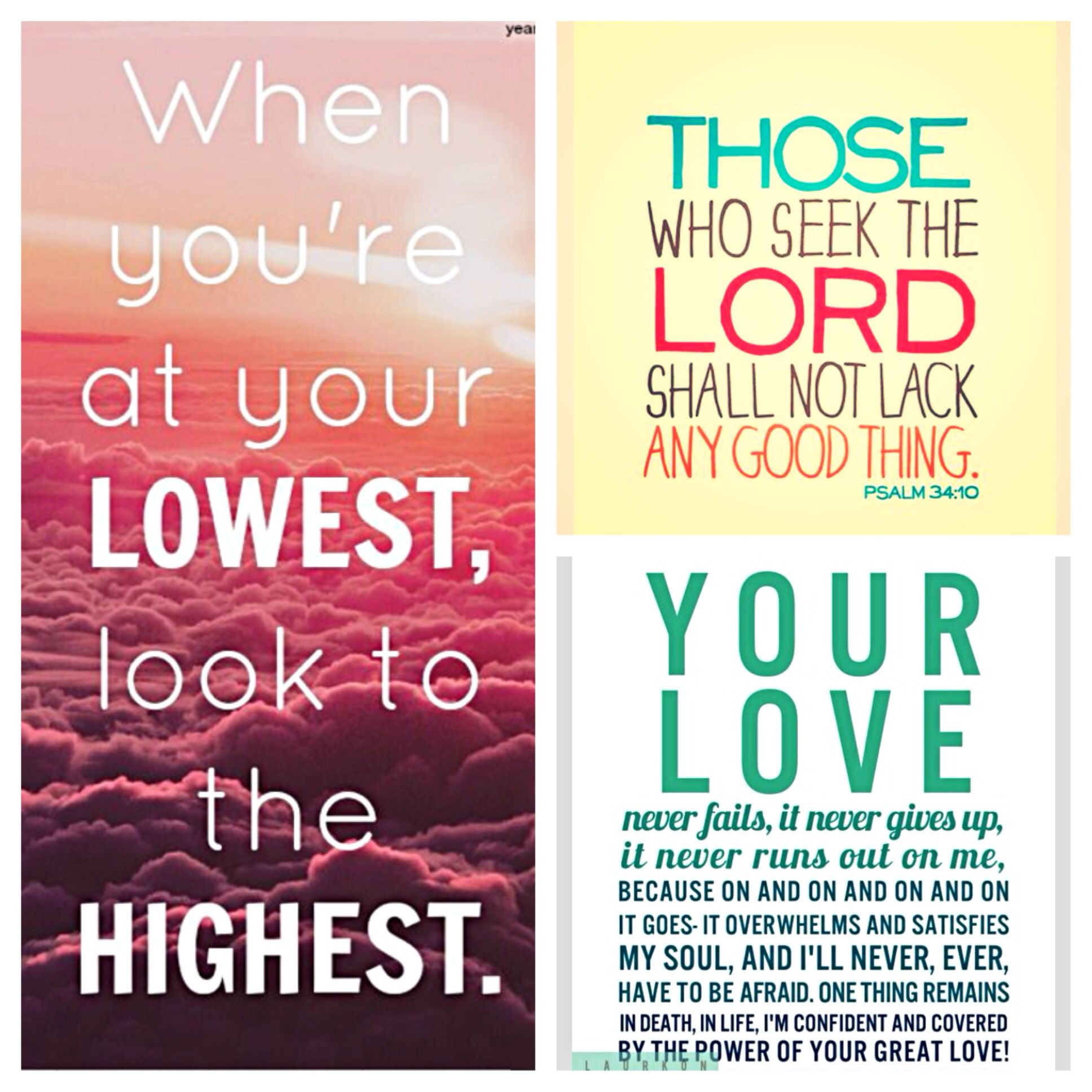 Christian girls words of wisdom!   I love the lord