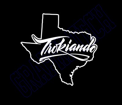 Sponsored Ebay Trokiando Texas White Decal For Window Car Outdoor Vinyl 7 New Nuevo Truck Decals Decals Chevy Trucks Silverado