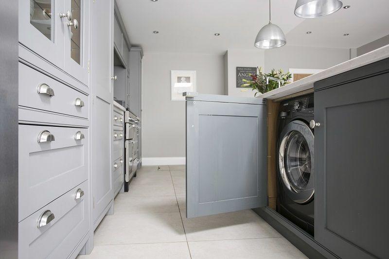 kitchen design with washing machine. Hidden Washing Machine In Kitchen Island  Washers Pinterest