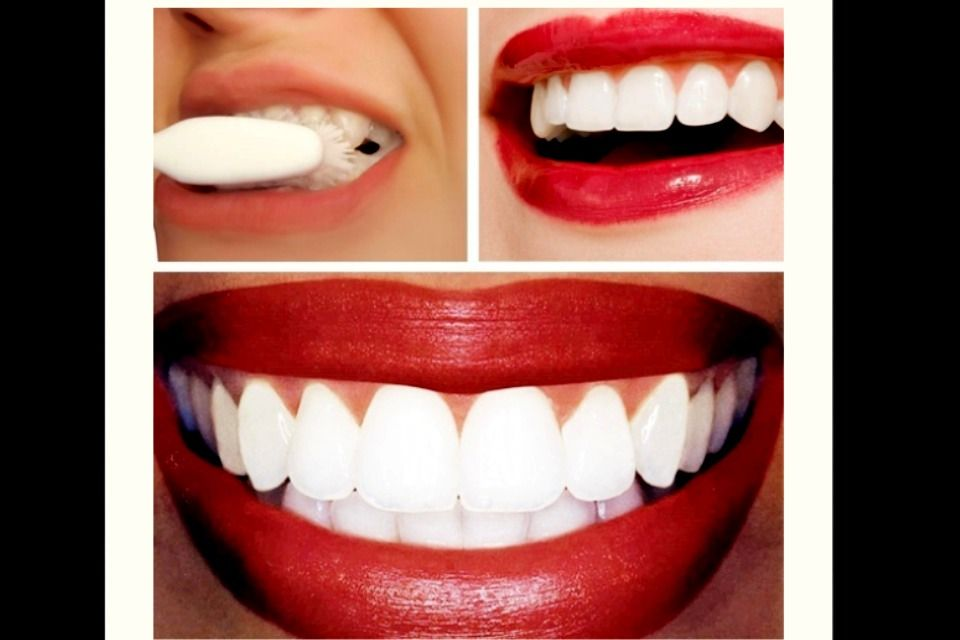 How To Whiten Your Teeth! Baking soda, lemon, Diy beauty