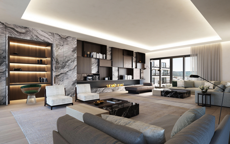 In esclusiva le foto e i video di appartamenti in città, loft metropolitani, ville e residenze d'autore. Il Significato Dei Sogni 6 Case Sognoideecasa Apartment Design Apartment Interior Modern Interior Design