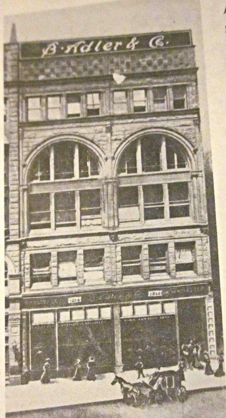 Adler City Store