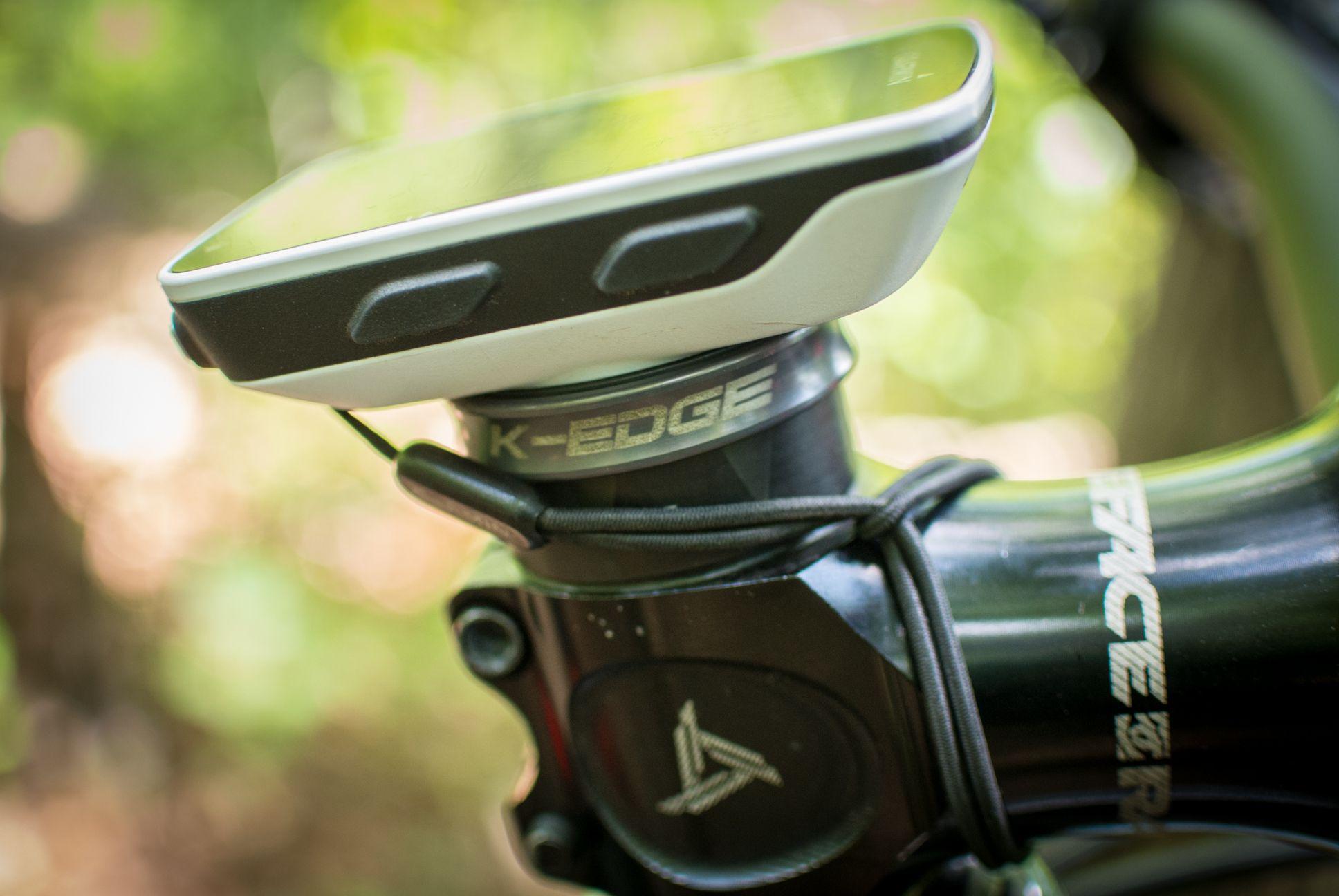 Review KEdge Garmin Mounts Bike news, Mtb, Mountain biking