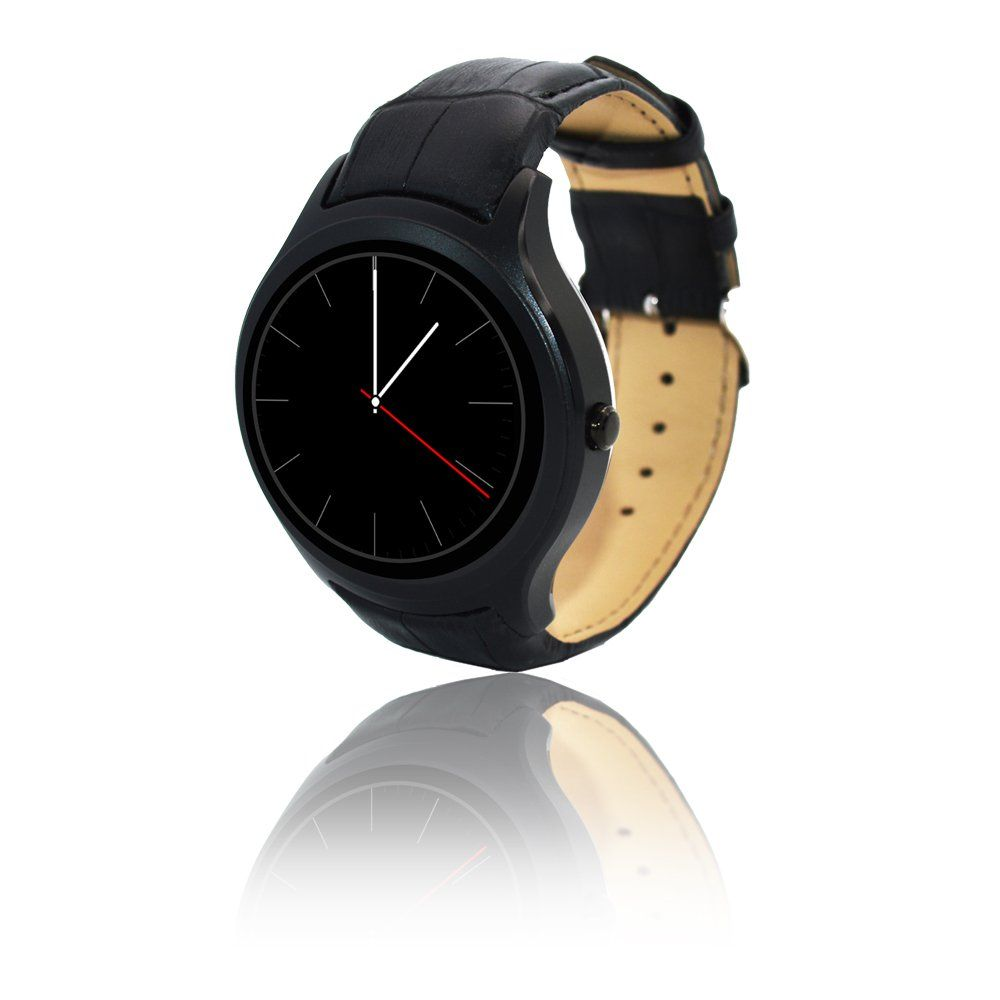 Indigi A6 Bluetooth 4.0 SmartWatch and Phone Android 4.4