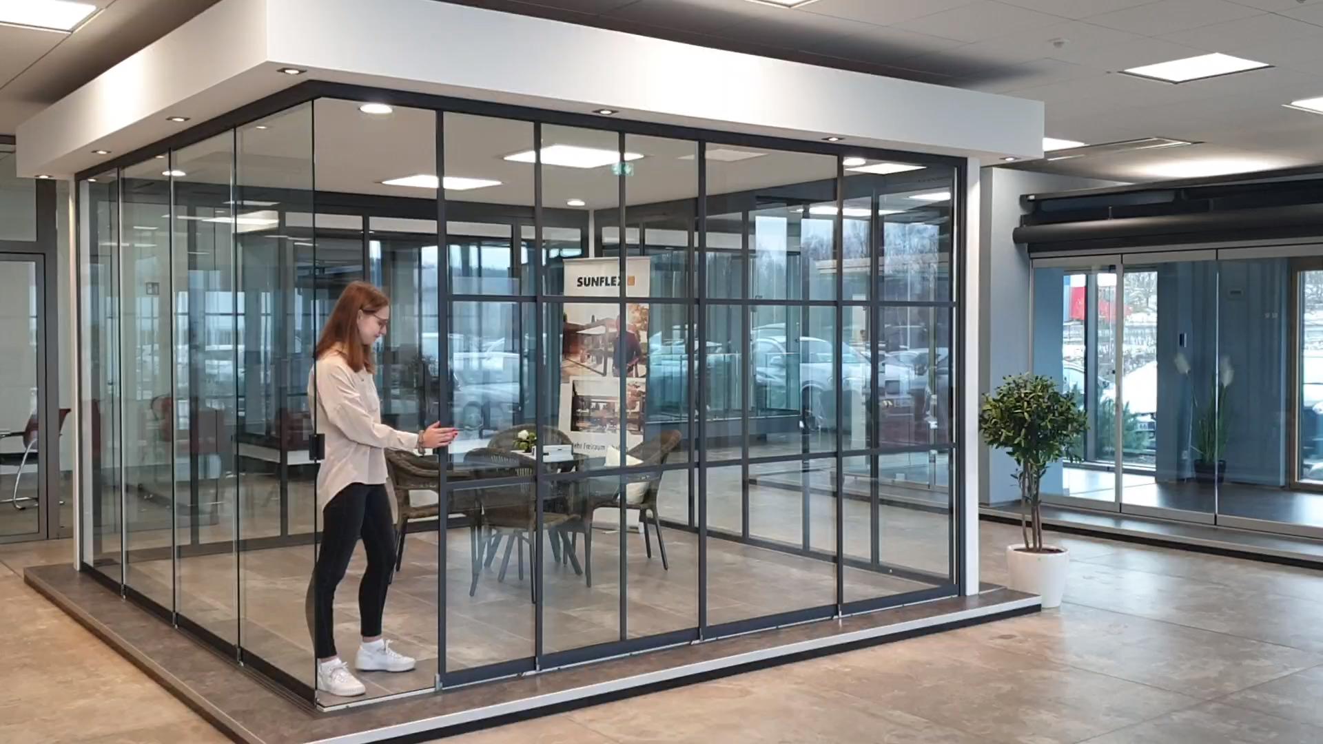 Schiebetüren Industrial Look für Innen- oder Außenbereich