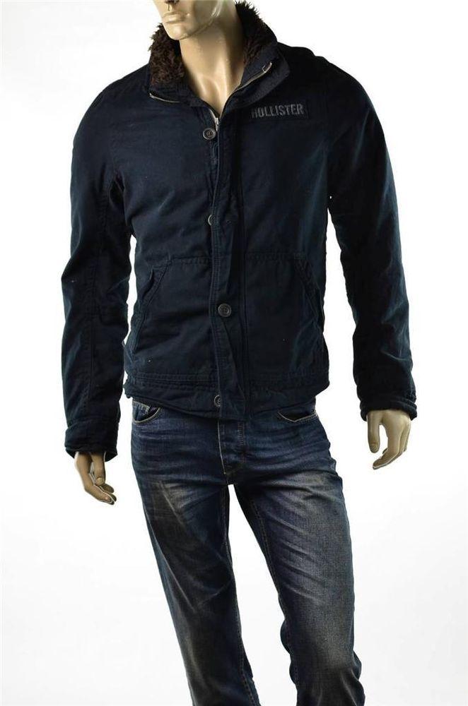 hollister coats