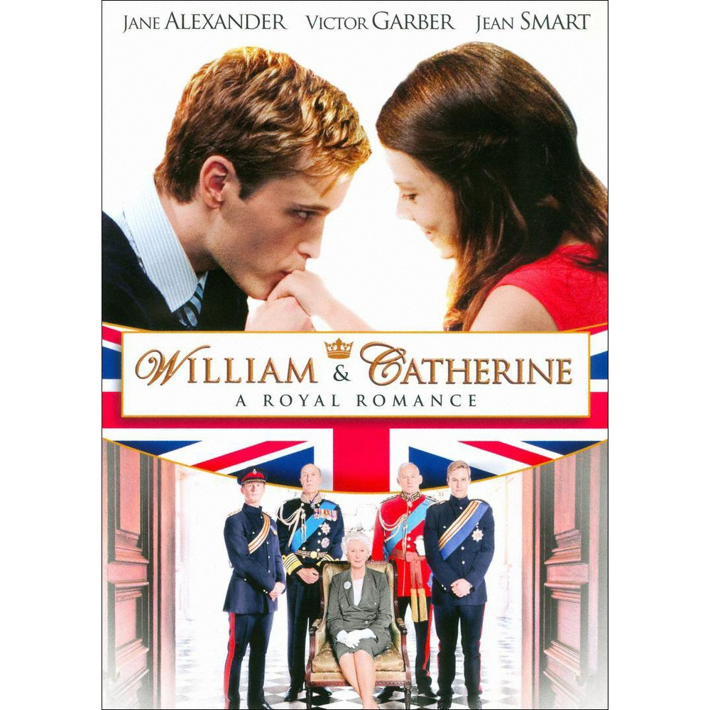 William & Catherine A Royal Romance (DVD) in 2020