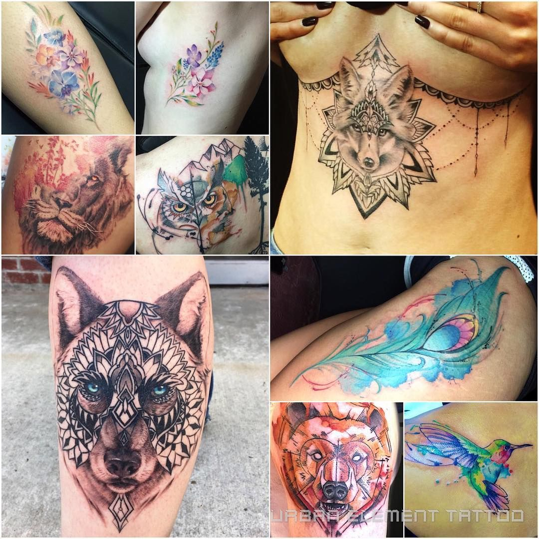 9a5615801 2018 is closing out quick for bigger tattoos. Contact us to get started.  Link on bio.... #tat #tats #tattoo #tattoodesign #Denver #denvertattoo  #tattooshop ...