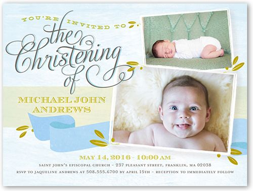 Cross Of Girl Baptism Invitation Baptism Invitations And Products
