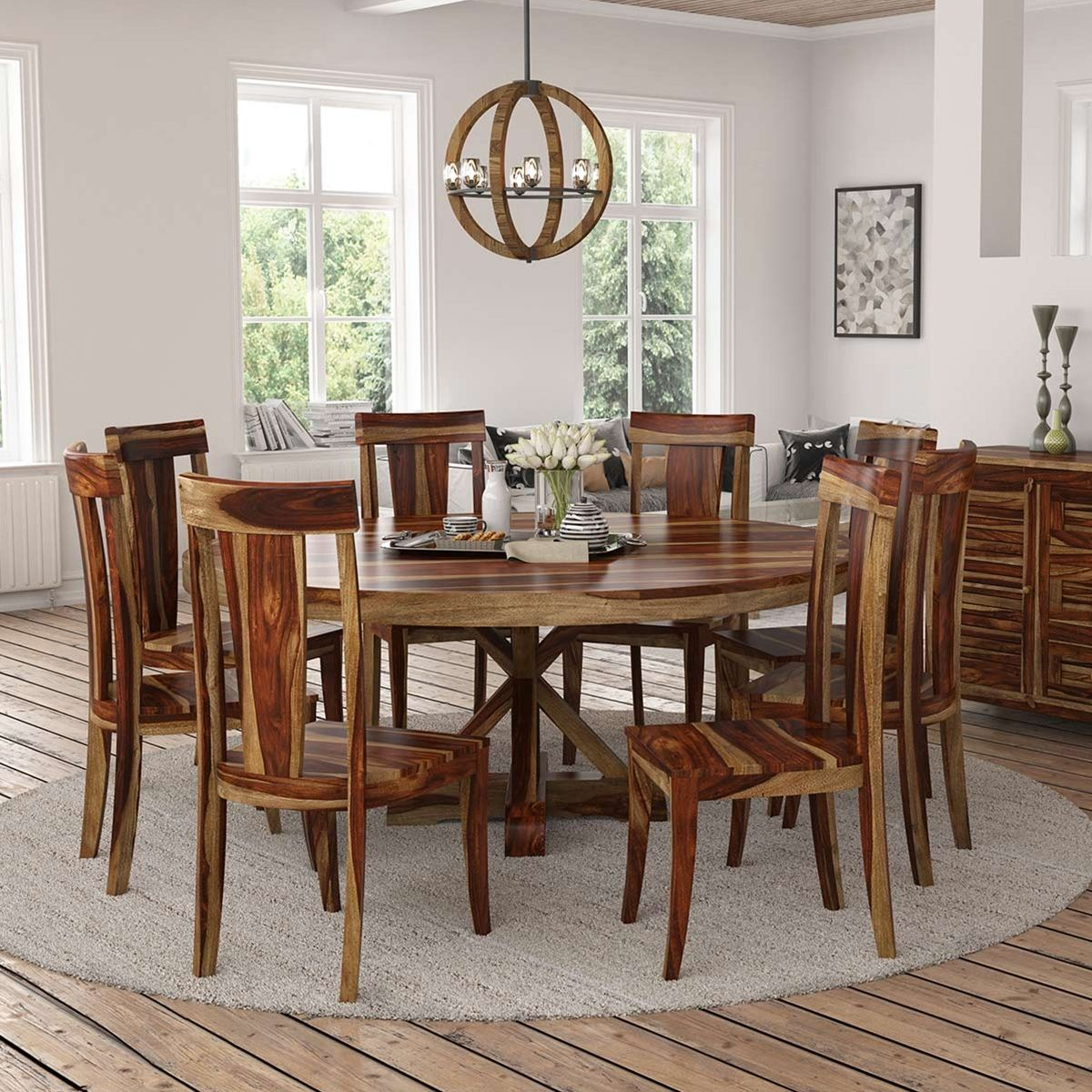 11 Creative Design Of Expandable Round Dining Table Round