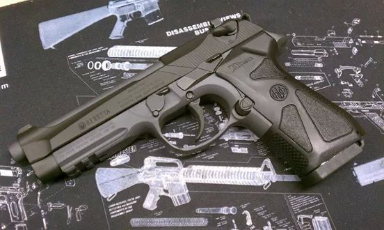 BERETTA 90 TWO | Weapons, gear and accessories | Guns, Hand