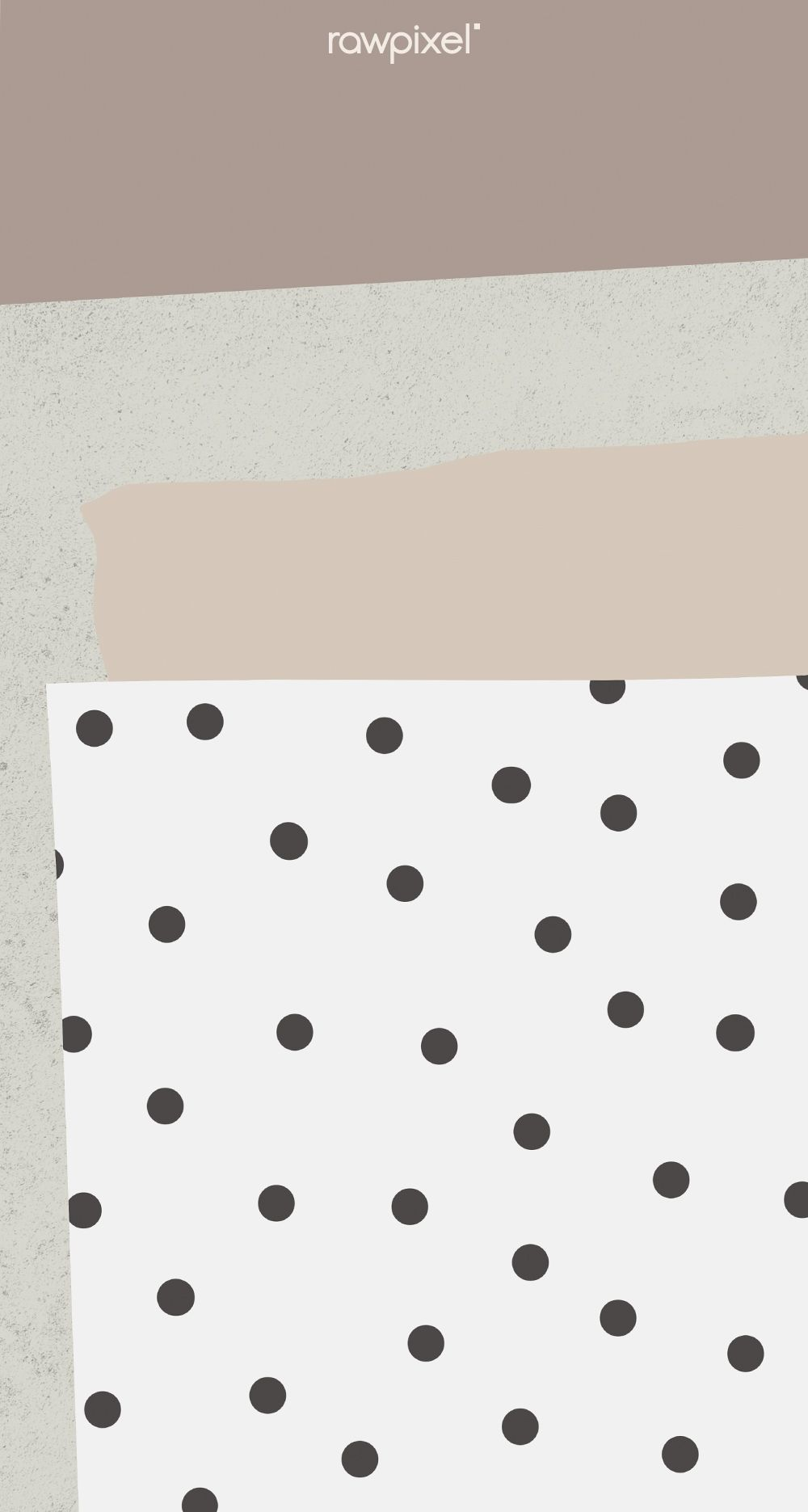 Stylish Memphis abstract background vector