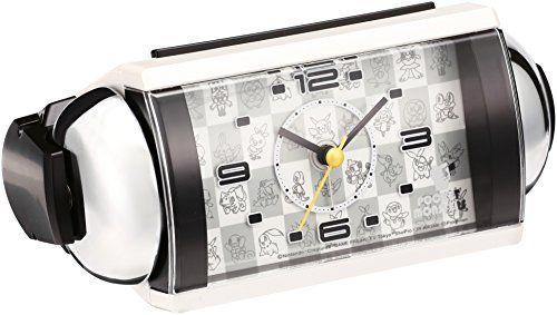 Seiko Clock Alarm Cq419w Pokemon