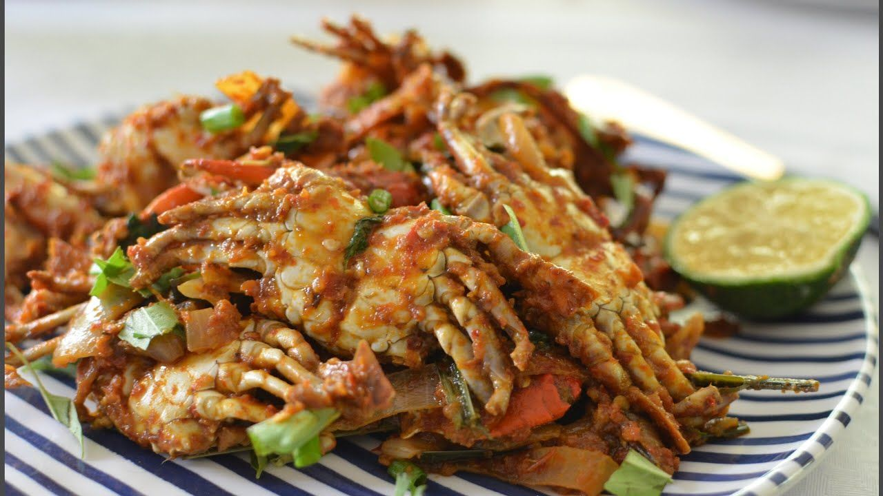 Dry fried ghanaian crab curry recipe curry recipes