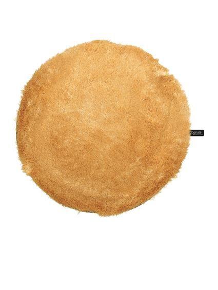 Hochflor Teppich Whisper in 160cm für 110,- EUR Teppiche - kinder teppich beige gelb