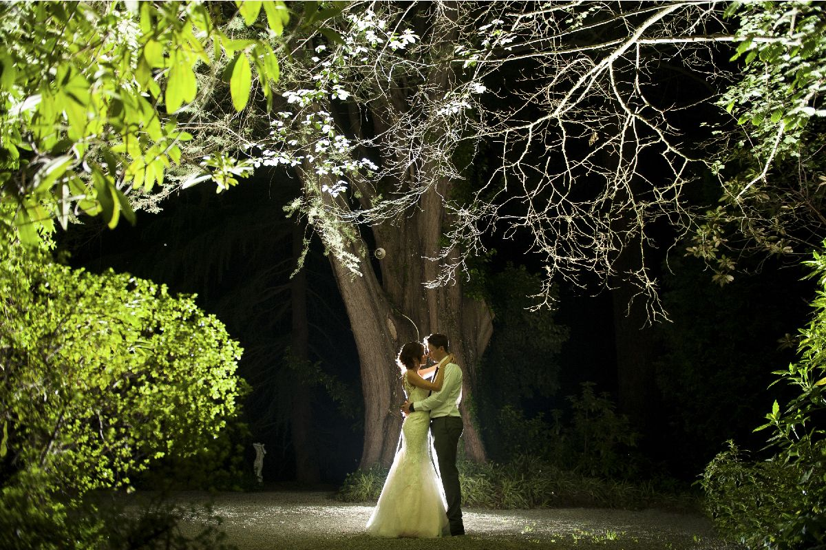 A beautiful and whimsical forest wedding | itakeyou.co.uk