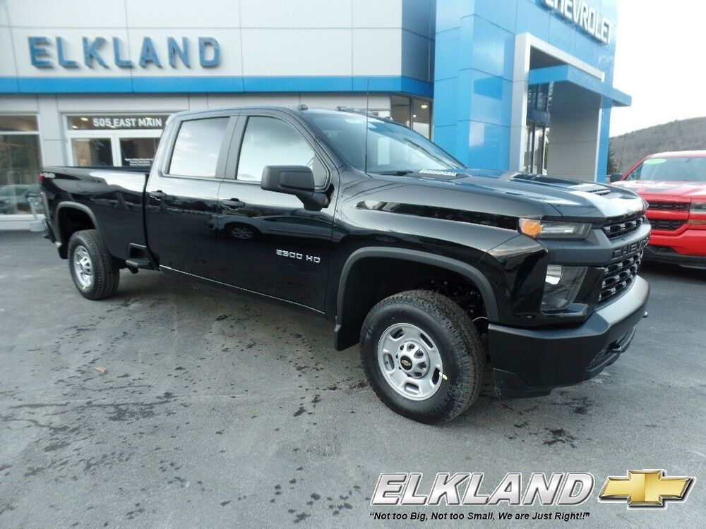 2020 Chevrolet Silverado 2500 Diesel Long Box Msrp 55065 Ebay