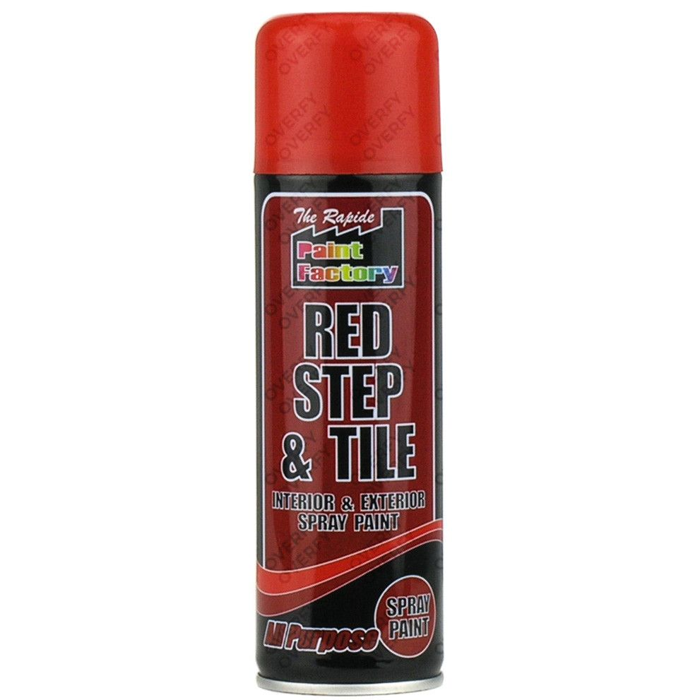 Red Step & Tile 250ml Sprayster in 2020 Red, Interior